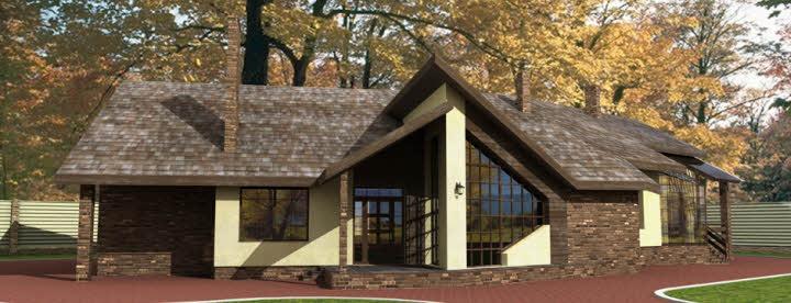 Строительство домов и коттеджей из sip